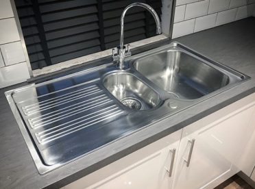 New Build DIY_Sink_Before