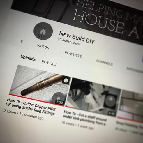 New Build DIY_You Tube